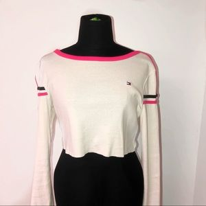 Tommy Hilfiger cropped Longsleeve